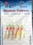 SÄNGER AQUANTIC Heringsvorfach, echte Fischhaut, Hakengr. 6