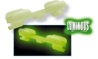 SPRO Knicklichthalter, 3,0 - 3,6 mm / Gr. M, Packungsinhalt: 2 Stück