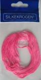 Silkekrogen Hornhechtschlaufen, pink