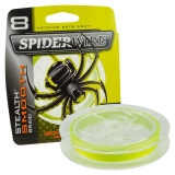 SPIDERWIRE Stealth Smooth 8 Yellow, 0,12 mm, 10,7 kg, 300 m
