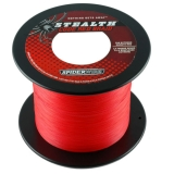 SPIDERWIRE Stealth Smooth 8 Code Red, 0,14 mm, 12,5 kg, 1.800 m