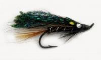 Meerforellenfliege Allrounder, Hakengr. 8
