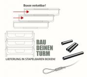 JENZI / DEGA Klemm-Hülsen, Innen-Ø: 1,6 mm, Boxinhalt: ca. 100 Stück