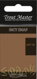 Trout Master Incy Snap, Gr. 3,5 mm, Packungsinhalt: 10 Stück