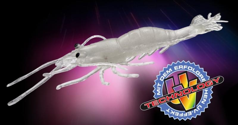 Beifänger Jenzi//DEGA Mini Real Shrimp Imitat