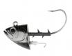 SAVAGE GEAR Cutbait Herring Jighead, 295 g, Hakengr. 10/0, Packung mit 2 Stück