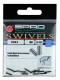 SPRO Single Klemmhülsen, 1,4 mm, Packungsinhalt: 20 Stück