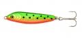 JENZI / DEGA Seatrout-Lure Wobbler, Farbe: grün-gelb-rot-Punkte, 30 g