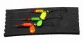 Dieter Eisele Flounder-Spoon-Vorfach System 2, Packungsinhalt: 3 Stück