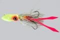 PILKMAXX Oktopilk 3, Farbe: 05, fluo Kopf/pink, 100 g
