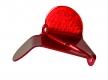 Dieter Eisele Buzz Blade, rot, 3,0 x 2,4 cm, Packungsinhalt: 3 Stück