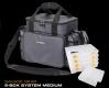 SAVAGE GEAR 6-Box System M Pro Tasche, Farbe: mittelgrau