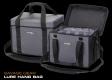 SAVAGE GEAR Lure Hang Bag L Pro Tasche, Farbe: mittelgrau