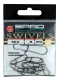 SPRO Fastlock Snap, Gr. 2, Packungsinhalt: 10 Stück