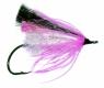 Dieter Eisele Meeres-Fliege, Hakengr. 8/0, Farbe: silber/pink/schwarz