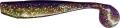 RELAX KingShad, 12,5-13 cm (5), laminiert, kristall / lila / goldener + blauer Glitter