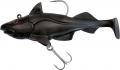 QUANTUM Sea Skrey Shad Black, 19,5 cm, 340 g
