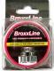 BroxxLine Fluorocarbon Vorfachschnur, 0,45 mm, Länge: 25 Meter