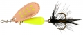 Abu Garcia Droppen Fluo Chartreuse-Copper Spinner, 8 g