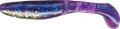 RELAX Kopyto 4L, 10-11 cm (4), laminiert, kristall/goldener Glitter/lila/blauer Glitter