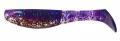 RELAX Kopyto 4L, 10-11 cm (4), laminiert, kristall/roter Glitter/lila/blauer Glitter