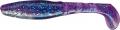 RELAX Kopyto 4L, 10-11 cm (4), laminiert, kristall/silber Glitter/lila/blauer Glitter