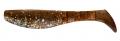 RELAX Kopyto 4L, 10-11 cm (4), laminiert, kristall/oliv/silber-schwarzer Glitter