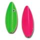 TRENDEX Inliner Spoon, 3,8 g, grün + pink