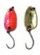 TRENDEX L-Spoon Modell D, 2 g, rot-pink mit Glitter + gold