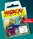 MARACAY Vorfachhaken Forelle, nickel, Hakengr. 8, Inhalt: 10 Stück