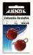 JENZI / DEGA Cheburashka Blei (Vorschaltblei), rot, 30 g, Inhalt: 2 Stück