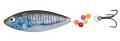 SAVAGE GEAR LT Stickle Blade Inliner Blinker, 42 mm, 6 g, 01-Green Silver