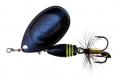 SAVAGE GEAR Rotex Spinner, Black Purple, #3, 8 g
