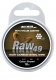 SAVAGE GEAR RAW 49, Edelstahlvorfach-Material, 0,45 mm, 16 kg, 10 Meter