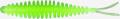 MT Magic Trout T-Worm V-Tail, neon grün, Käse, Packungsinhalt: 6 Stück