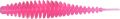 MT Magic Trout T-Worm I-Tail, neon pink, Knoblauch, Packungsinhalt: 6 Stück