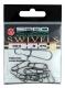 SPRO Fastlock Snap, Gr. 3, Packungsinhalt: 10 Stück