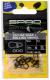 SPRO Matte Black Secure Snap + Rolling Swivel, Gr. 3+6, Inhalt: 5 Stück