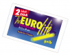 Behr EUROlite Knicklicht, gelb, 4,5 x 39 mm, Packungsinhalt: 2 Stück