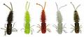 TORTUGA 1 Soft-Baits, 4 cm, Aroma: Forelli-Shrimp, Packungsinhalt: 5 Stück