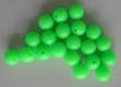 SAKUMA Kunststoff-Perlen, Lime Green / grün, 8 mm, lose, Preis für 20 Stück
