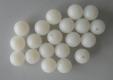 SAKUMA Kunststoff-Perlen, Pearl, 8 mm, lose, Preis für 20 Stück