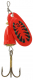 JENZI Phantom-F Glockenspinner, Gr. 3, 10 g, Red Dragon