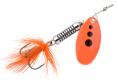SPRO Powercatcher Spinner, Gr. 2, 3,5 g, UV Orange