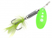 SPRO Powercatcher Spinner, Gr. 4, 8 g, UV Green