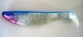 RELAX Kopyto 4, 10-12 cm (4), spray, perlweiss/Glitter/blau