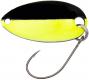 Berkley Area Game Spoon RORU, Vert Chartreuse/Black/Black, 2,73 cm, 2,5 g