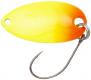 Berkley Area Game Spoon RORU, Orange Tip/Chartreuse/Yellow, 2,73 cm, 2,5 g
