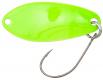 Berkley Area Game Spoon MASU, Vert Lime Green/Gold/Gold, 2,57 cm, 3 g