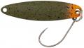 Berkley Area Game Spoon SUKOSHI, Orange Tip/Splat Pel/Splat Pel, 3,89 cm, 3,5 g